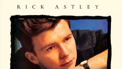 #21 Rick Astley – Never Gonna Give You Up