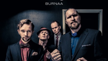 Ricky-Tick Big Band & Julkinen Sana – Burnaa