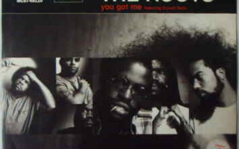 #14 The Roots – You Got Me