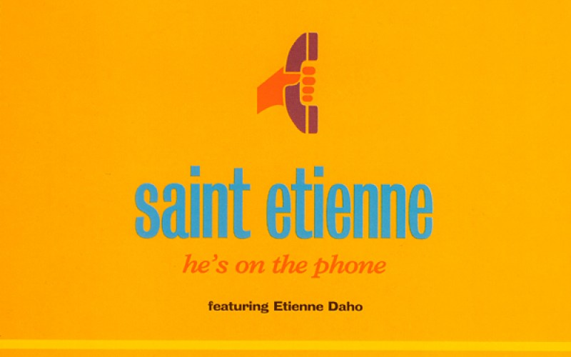 #16 Saint Etienne – He's On The Phone