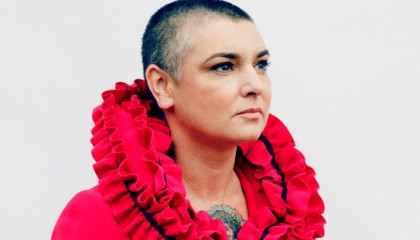 Small talk: vieraana Sinéad O'Connor