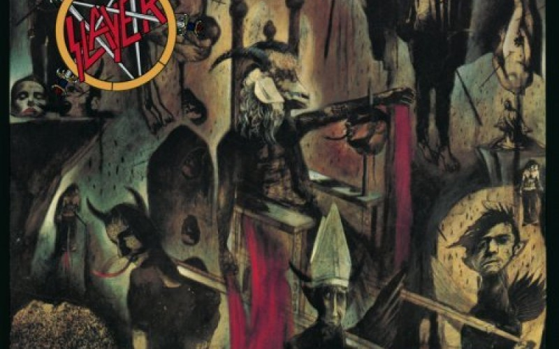 #14 Slayer – Raining Blood