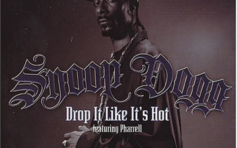 #50 Snoop Dogg feat. Pharrell Williams – Drop It Like It's Hot (2004)
