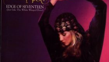 #16 Stevie Nicks – Edge of Seventeen