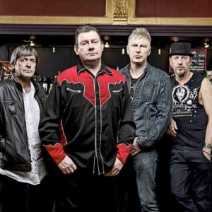 Small Talk: vieraana Jake Burns (Stiff Little Fingers)