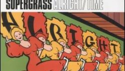 #14 Supergrass – Alright