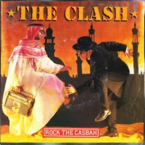 #5 The Clash – Rock the Casbah