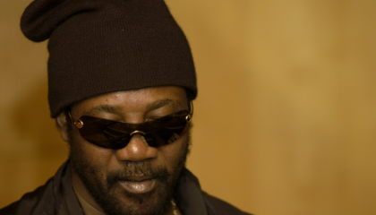 "Small Talk: Frederick ""Toots"" Hibbert (Toots and the Maytals)"