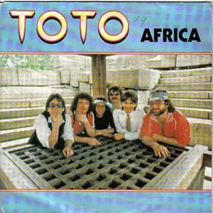 #16 Toto – Africa