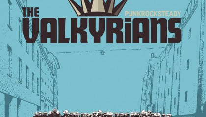 The Valkyrians – Punkrocksteady
