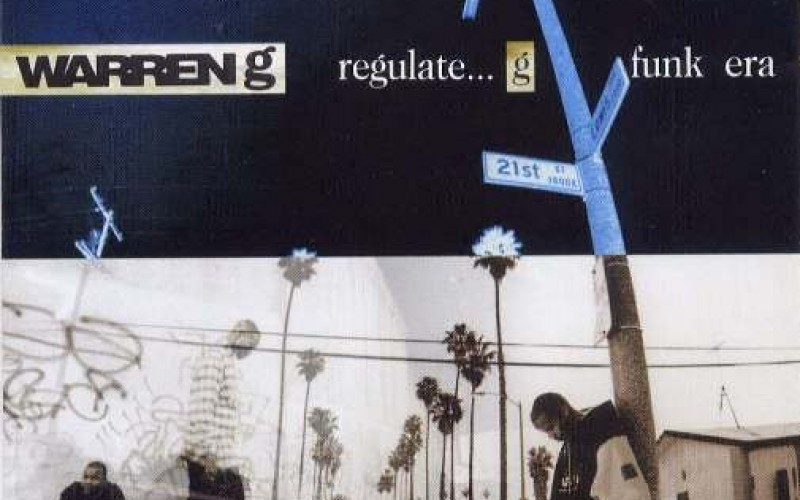 #4 Warren G – Regulate