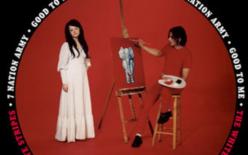 #6 The White Stripes – Seven Nation Army (2003)