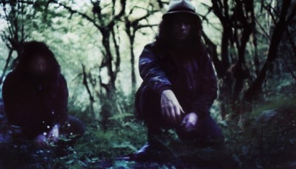Small talk: vieraana Aaron Weaver (Wolves in the Throne Room)