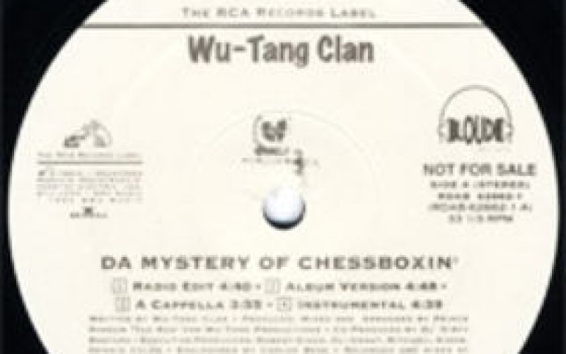 #10 Wu-Tang Clan – Da Mystery Of Chessboxin'