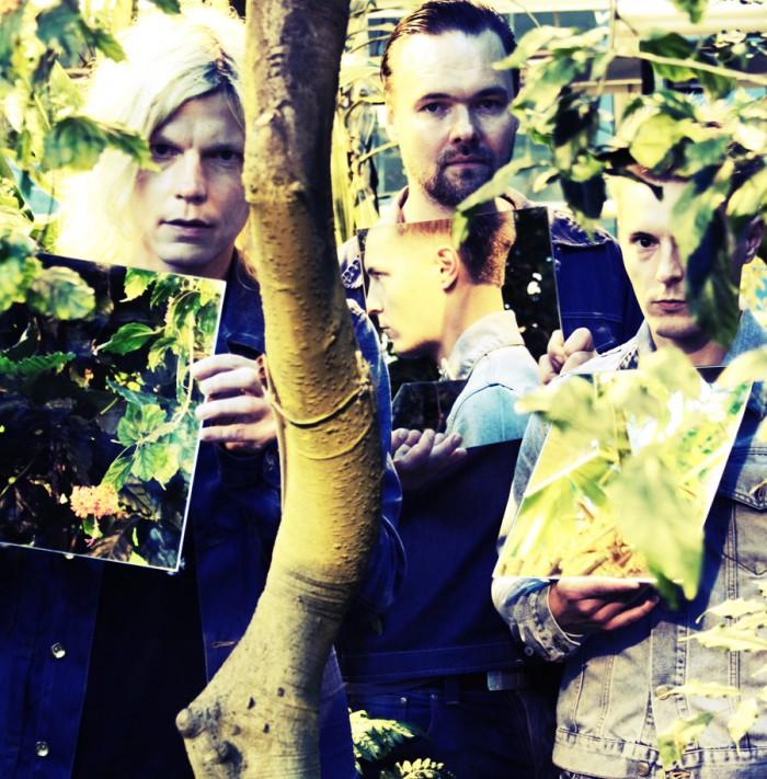 Magenta Skycode. Eksyy musiikkiin, eksyy metsään.