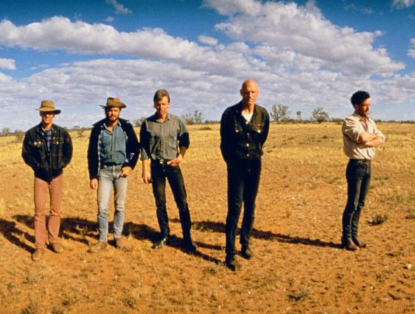Midnight Oil - Beds Are Burning / The Dead Heart