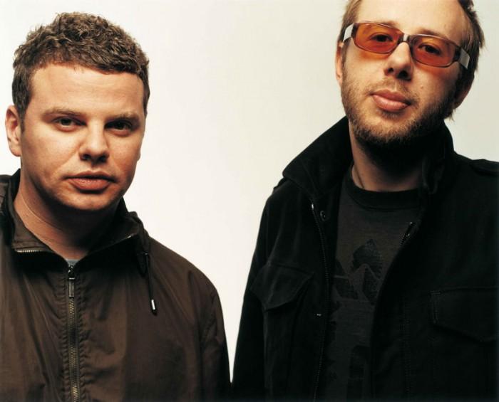 Noel ja Liam.