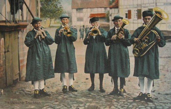 Onko tässä Saksan paras bändi?