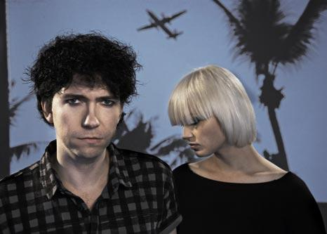 The Raveonettes: Sune Rose Wagner ja Sharin Foo.