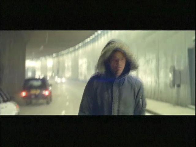 DJ Shadow + Thom Yorke + Denis Lavant + Jonathan Glazer = voitto!