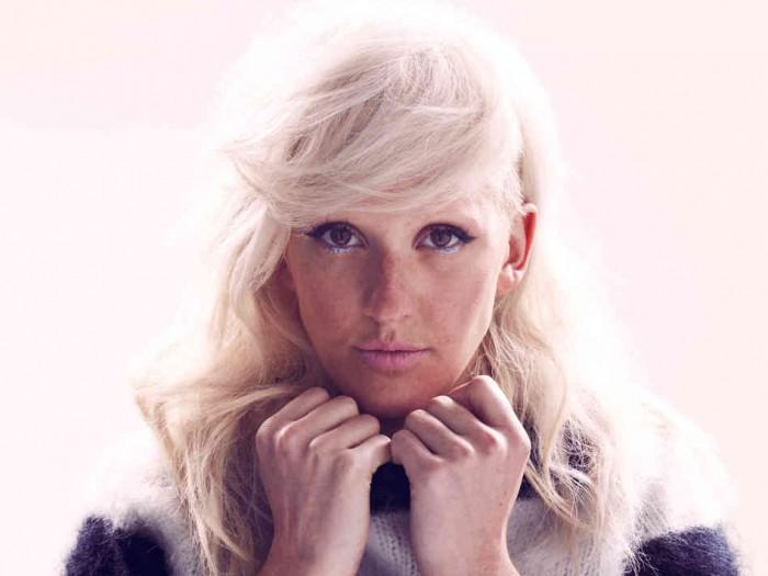 Ellie Goulding laulaa sinun laulusi.