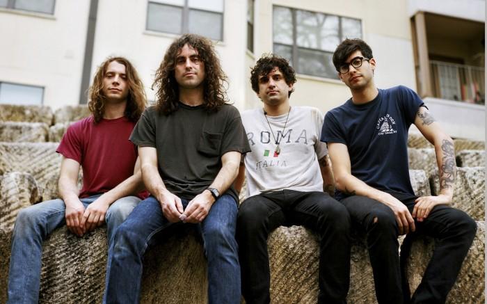 Miehet The Men -yhtyeestä.