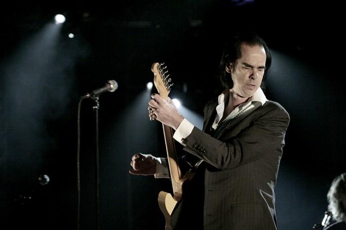 Nick Cave 2009. (Kuva: Tomi Palsa.)