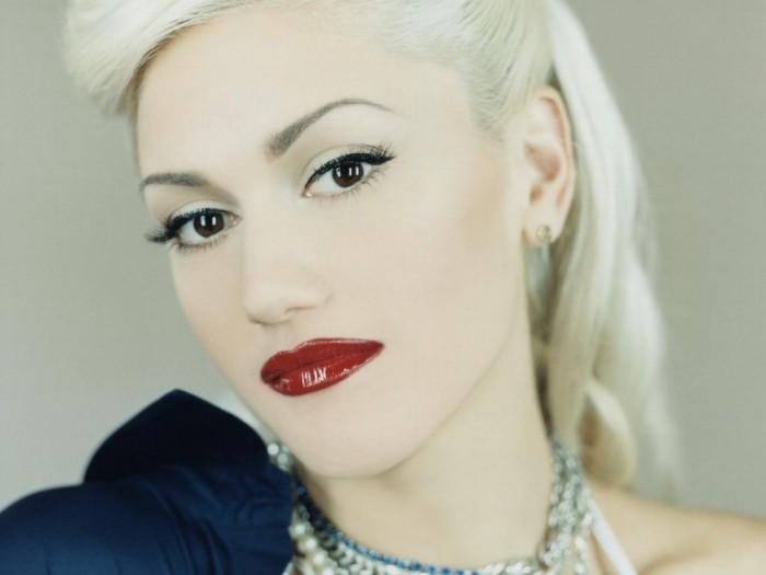 Ei epäilystäkään: Gwen Stefani.