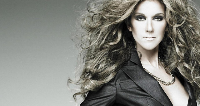 Celine Dion. Ei lisättävää.
