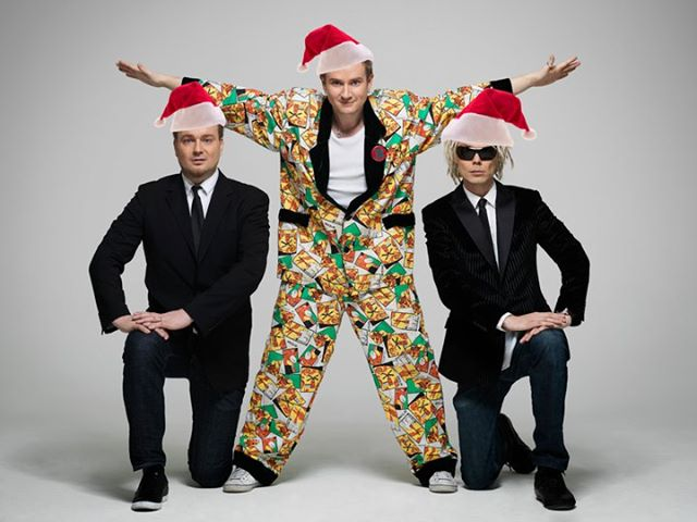 Raptori-faneille tulee joulu kymmenen vuoden välein.