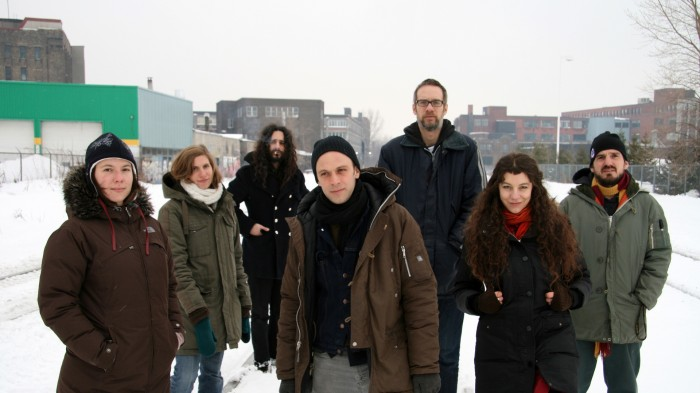 A Silver Mt. Zion. Onnistunut ja valokuvauksellinen yhtye.
