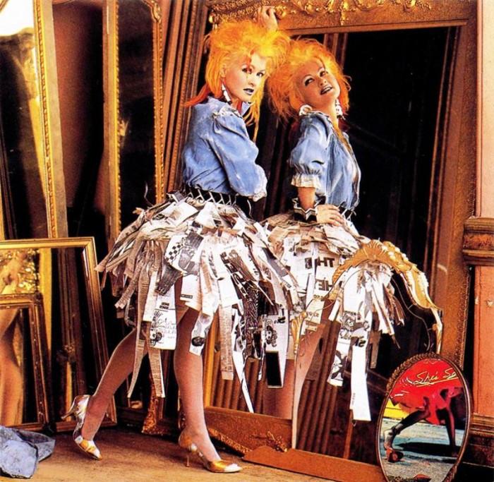 Cyndi Lauperin ensimmäisen soolosingle julkaistiin päivälleen 30 vuotta aikaisemmin kuin alla oleva artikkeli.