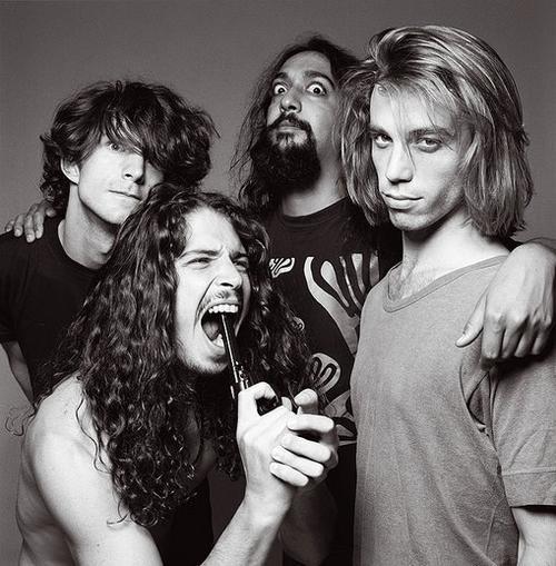 Soundgarden, sons of a gun.