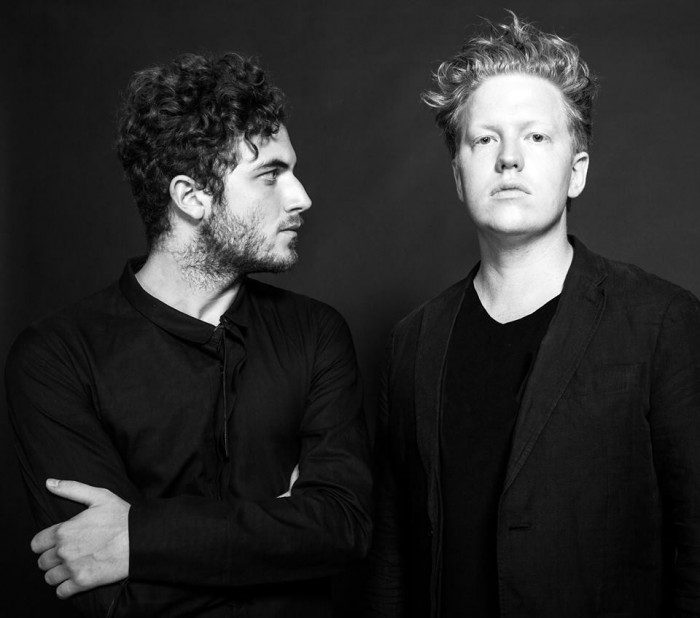 Nicolas Jaar ja Dave Harrington.