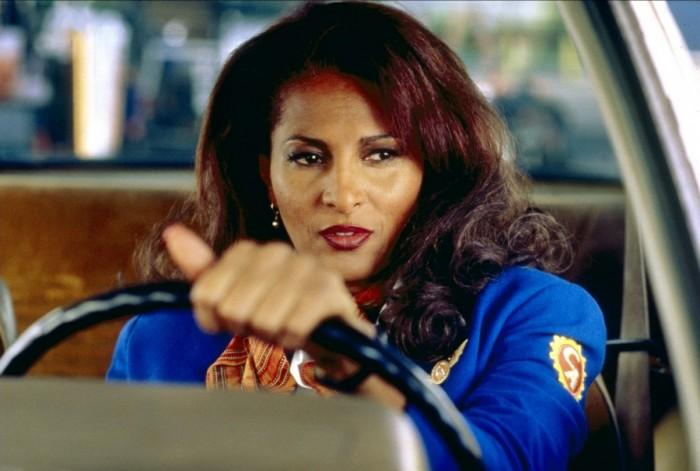 Quentin Tarantinon elokuva Jackie Brown palautti pinnalle muun muassa Bobby Womackin. Kuvassa elokuvan nimiroolissa nähtävä Pam Grier.
