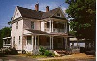 Randolph Streetin talo.