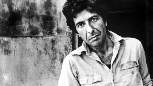 Leonard Cohen – hieno mies.