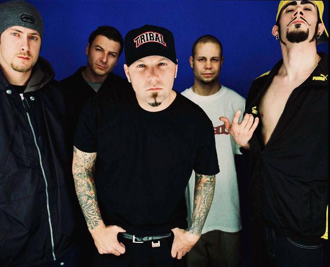 Limp Bizkit – bändi, joka kehnon tuurin sattuessa saattaa soida korvissani kuoleman hetkellä.